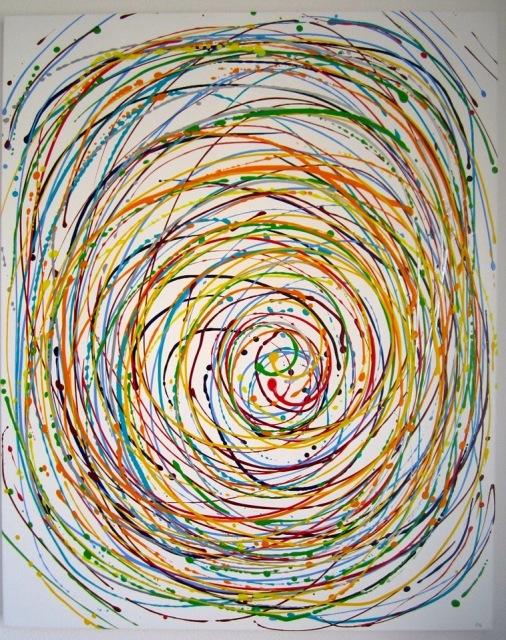 Astrid Stöppel ganz Endkreativ, Künstlerblog und Facebook Endkreativ, Homepage astridstoeppel.com, abstraft artist