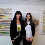 Astrid Stöppel, Astrid Stoeppel, Endkreativ, London 2015, exhibition, modern art, pop art, contemporary art, abstract art, german artist, famous, young, artworks for collectors, modern