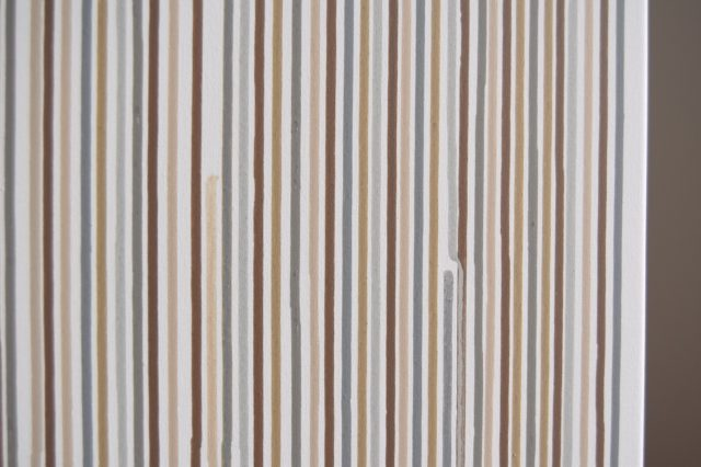 contemporary artworks focused on neutral colors, structure and shapes by german artist Astrid Stoeppel